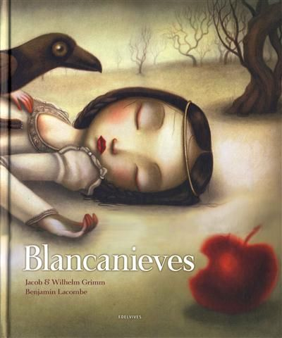 BLANCANIEVES - Benjamin Lacombe www.toystore.es