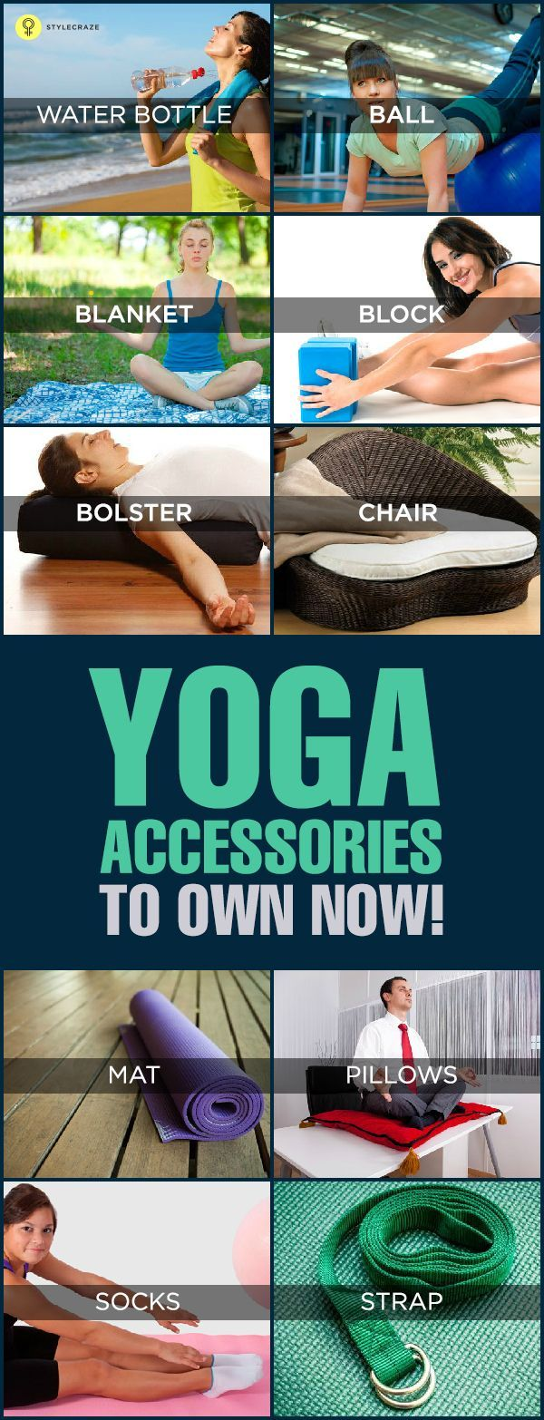 When you practice yoga, owing the right kind of yoga accessories is a must! Here...
