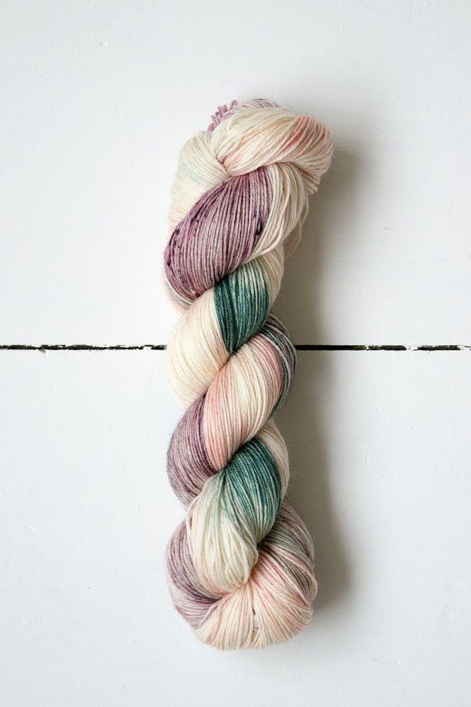 Foxgloves - Polwarth Wool 4ply