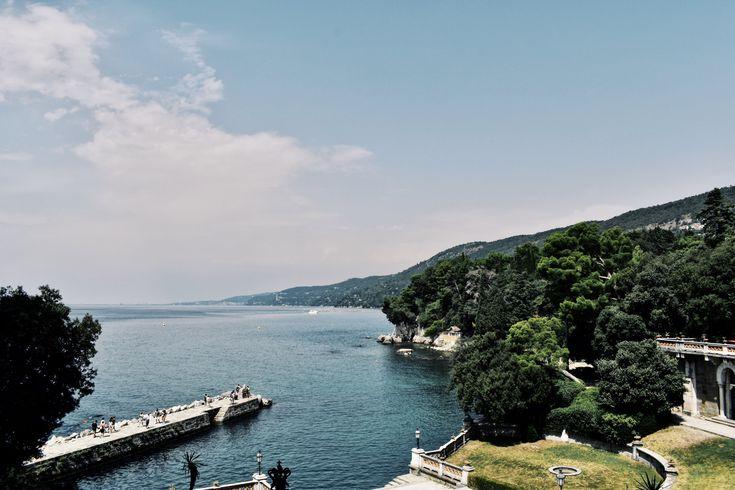 Miramare Castle near Trieste