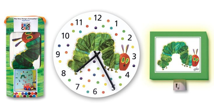 Baby Bash | Refresh Your Child's Room with Eric Carle Very Hungry Caterpillar | Giveaway Ends 7/29 US