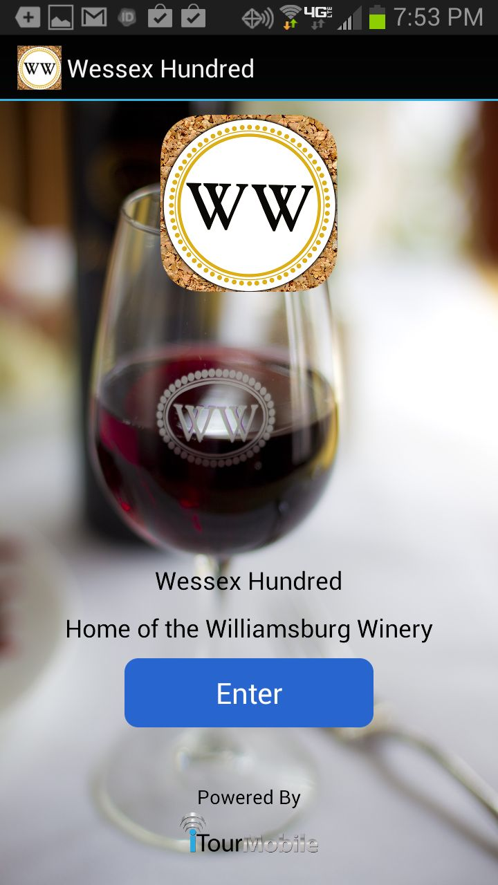 Vine: Wessex Hundred / Williamsburg Winery