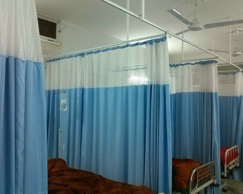 Net Pvc Hospital Curtain Hospital Curtains Curtains Hospital Interior Design