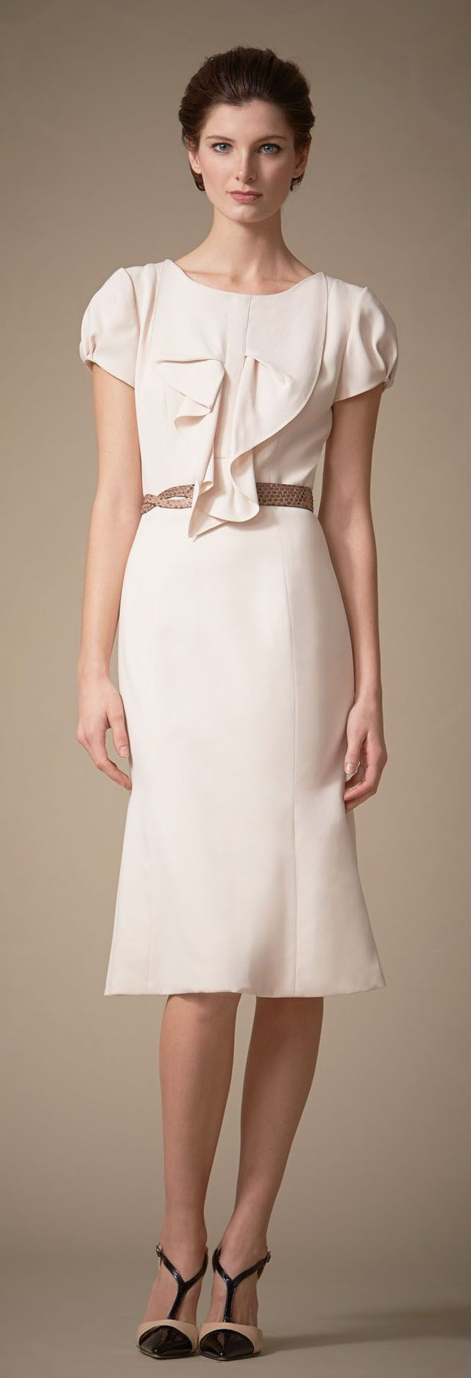 Carolina Herrera Pre Fall 2014 Collection