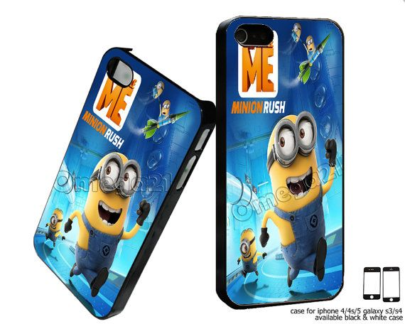 Hey, I found this really awesome Etsy listing at http://www.etsy.com/listing/163452764/despicable-me-minion-rush-endless