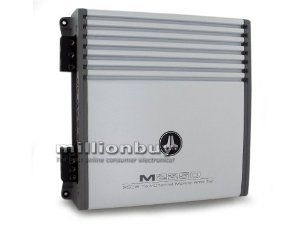 """JL Audio M2250 by JL Audio. $151.00. FEATURES: Class A/B Two-Channel Full-Range Amplifier Unregulated MOSFET switching type power supply RMS Power @ 4-ohms: 80W x 2 RMS Power @ 2-ohms: 125W x 2 RMS Power @ 4-ohms Bridged: 250W x 1 RMS Power @ 8-ohms Bridged: 160W x 1 Signal to Noise Ratio: >104 dB Damping Factor: >200 @ 4 ohms per ch./50 Hz, >100 @ 2 ohms per ch. /50 Hz Absolute Symmetry"""" Class A/B Circuit (U.S. Patent #6,294,959) Differential-Balanced Input Topology: For s..."""
