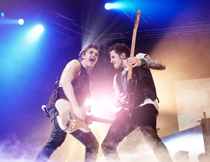 tom fletcher and danny jones