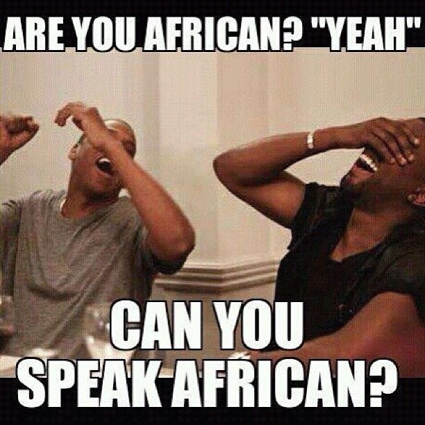 The kids in your class always asked you ridiculously stupid questions. | 25 Things Every African Immigrant Can Relate To
