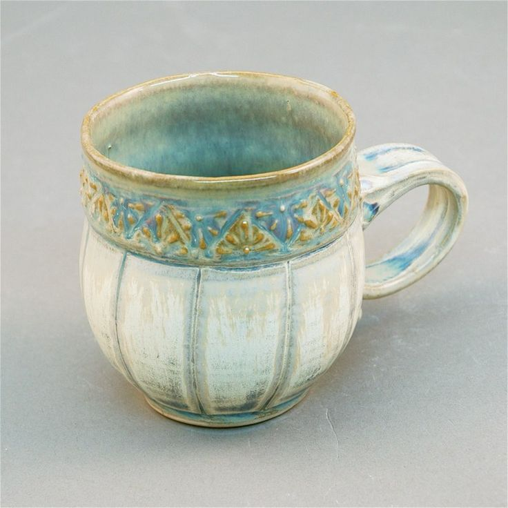 Cups mary cuzick muggar pinterest for Pottery cup ideas