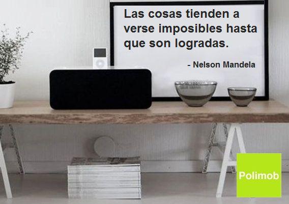 ¡Atrévete a hacer las cosas y verás que puedes lograrlo! En #Polimob te deseamos un excelente día y saca lo mejor de ti.  --- #muebles #casa #df #polanco #arquitectura #santafe #lacondesa #mexico #distritofederal #mypolimob #mesas #buros #recamara #camas #sala #escritorios