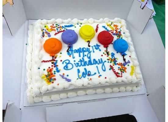 Costco Cake $17.99
