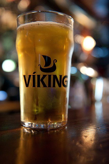 Viking beer - Iceland