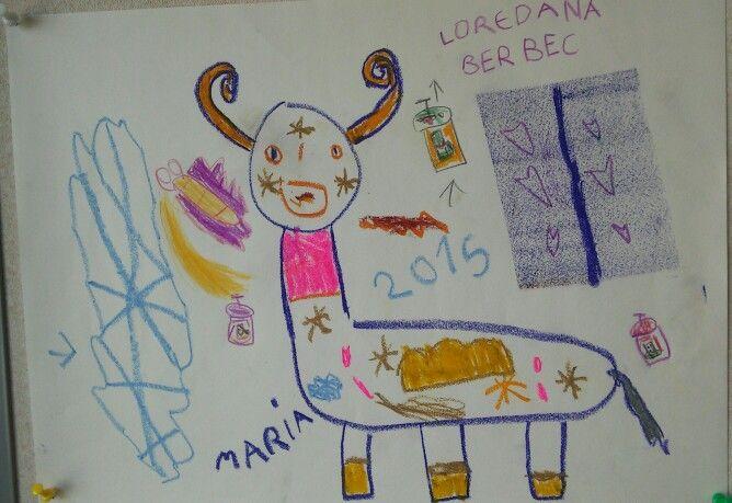 Constelatia berbecului, nori si nebuloase  (5,9 ani) -pentru Lore ;)