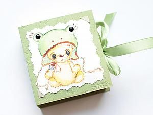 "Мастерим интересную упаковку для маленькой игрушки - ""SunnyBunny"" Подарки для любимых - Ярмарка Мастеров http://www.livemaster.ru/topic/1438935-masterim-interesnuyu-upakovku-dlya-malenkoj-igrushki"