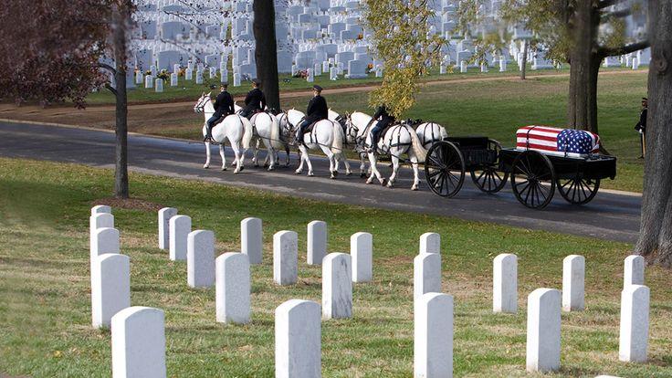 Arlington Cemetery - History and Veterans Burial Eligibility http://thelmac.hubpages.com/hub/Arlington-Cemetery