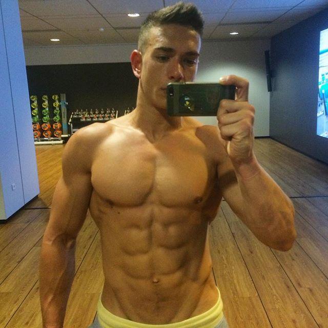 Post workout selfie 😜  Good weekend everybody 🤗