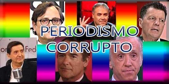 Periodismo corrupto