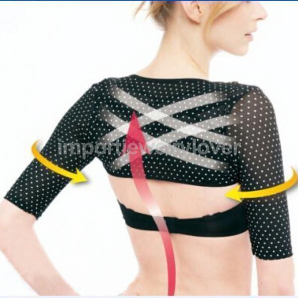 Arm Slimmer Shaper Back Shoulder Posture Corrector Humpback Prevent Belt