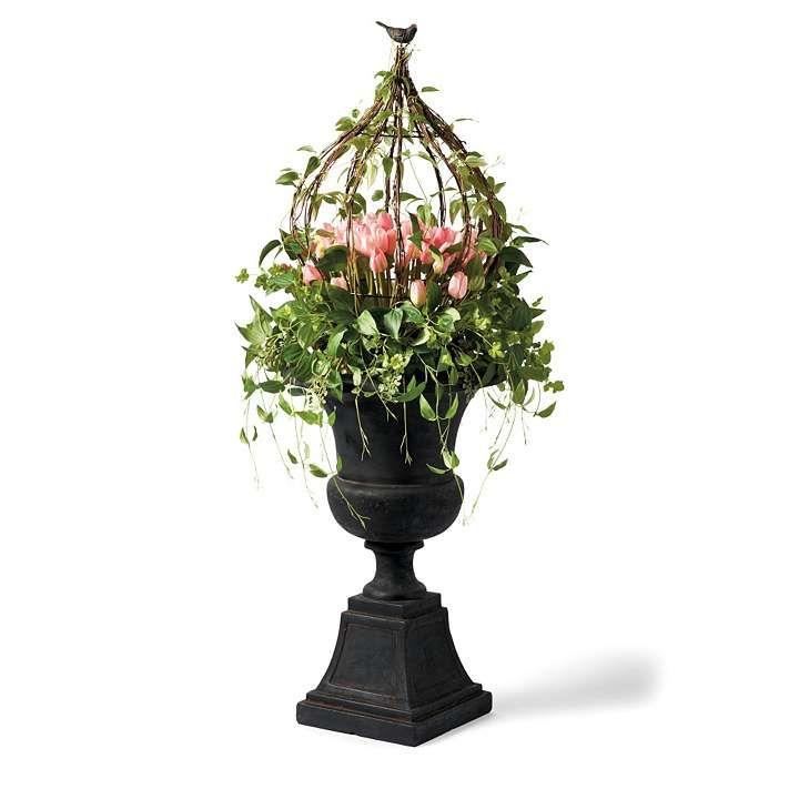 Tulip urn filler home products decor wallpaper pinterest