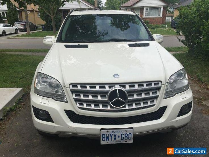 Mercedes-Benz: M-Class ML320 #mercedesbenz #mclass #forsale #canada