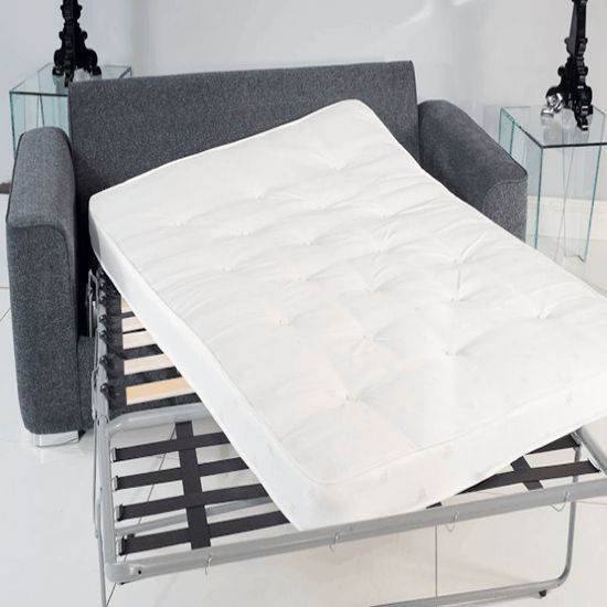 Reversible Pocket Sprung Replacement Sofa Bed Mattress Available For Both 2 And 3 Seater
