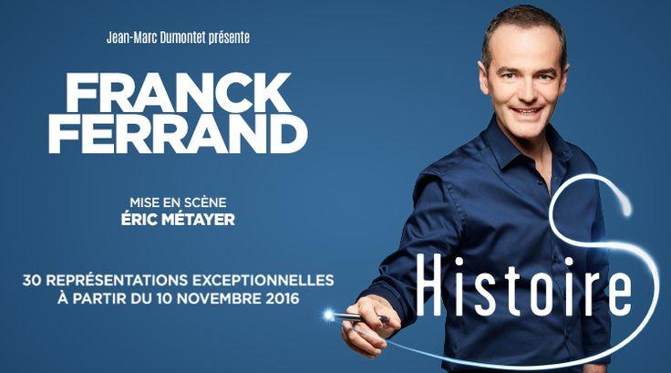 Franck Ferrand   Théâtre Antoine