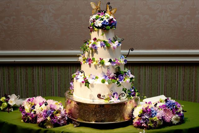 25+ Best Ideas About Enchanted Forest Cake On Pinterest