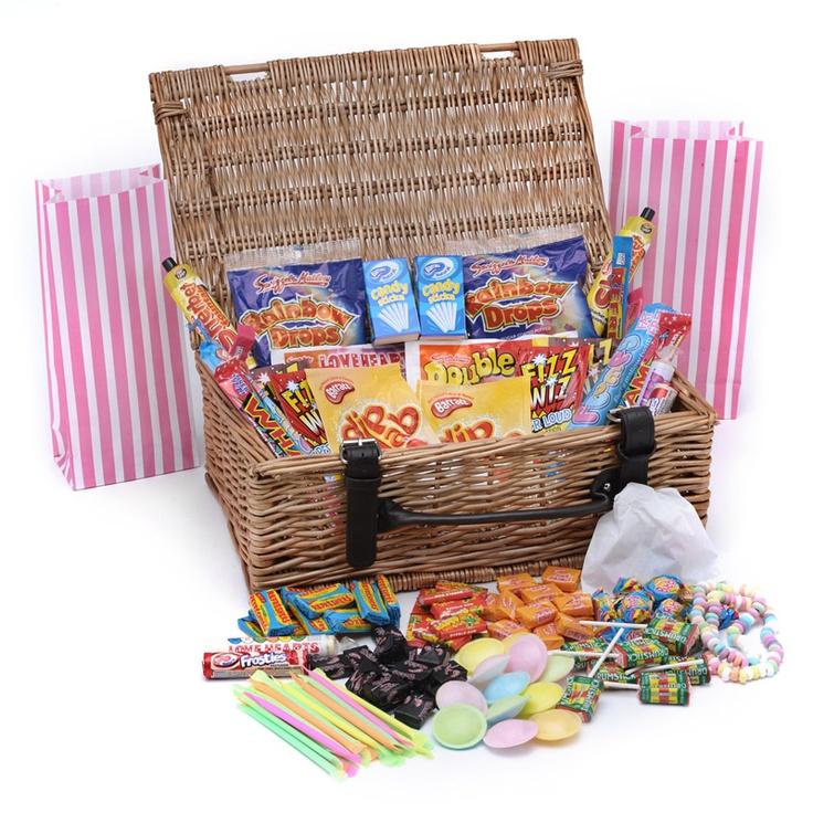 Retro Sweet Hamper from MyCandyShop.co.uk