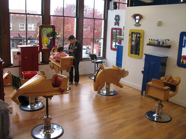 kids barber shop