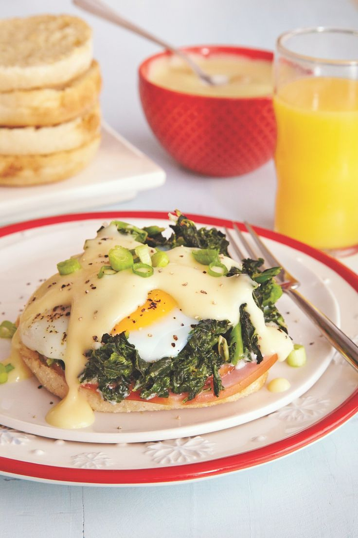 how to cook eggs benedict in the oven