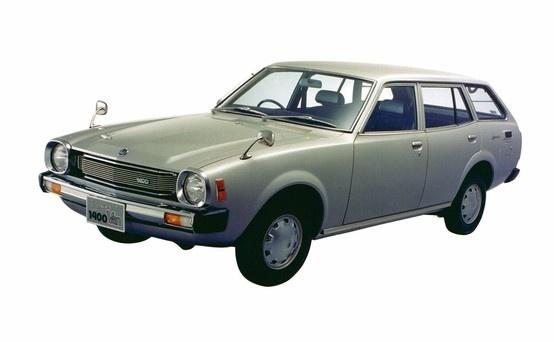 1976 - Lancer 1400 Van
