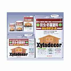 日本エンバイロケミカルズ キシラデコール 「0.7L」 [オリーブ]の最安値