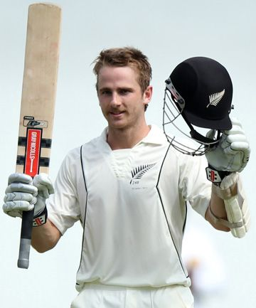 """""""Black Caps must toil for wickets, says Williamson"""" - Stuff.co.nz, 27/11/12"""