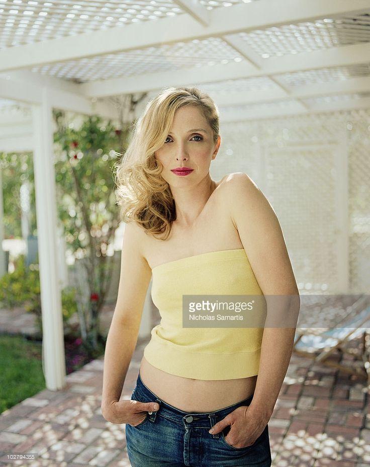 News Photo : Actress Julie Delpy poses at a portrait session...