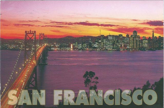 La Atalaya Nocturna: Lunes de Postal (Monday's postcard): San Francisco...