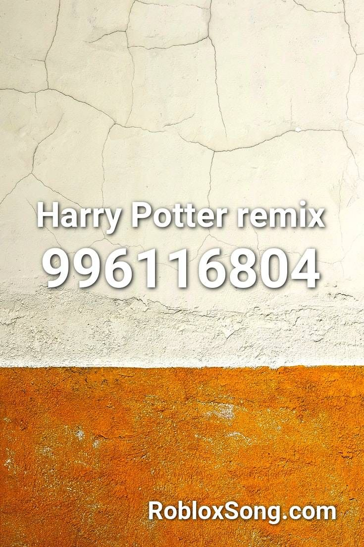 Harry Potter Remix Roblox Id Roblox Music Codes In 2020 Roblox