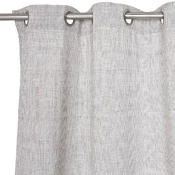 Gray Ring Drapes ZARA Home