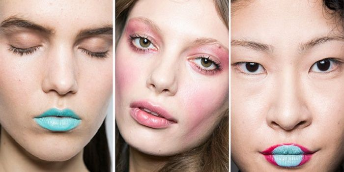 Make up tendenze 2017: warm tones, real nudes e free color