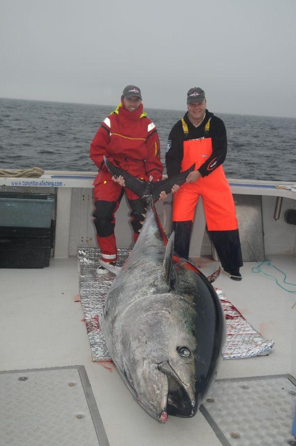 Catch of a Lifetime Tuna skippers last season were allowed ...