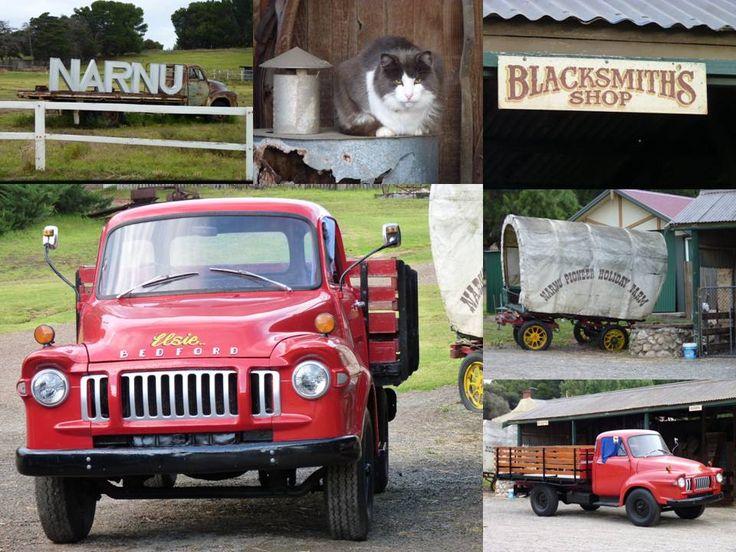 Narnu Farm on Hindmarsh Island - farm stay for kids