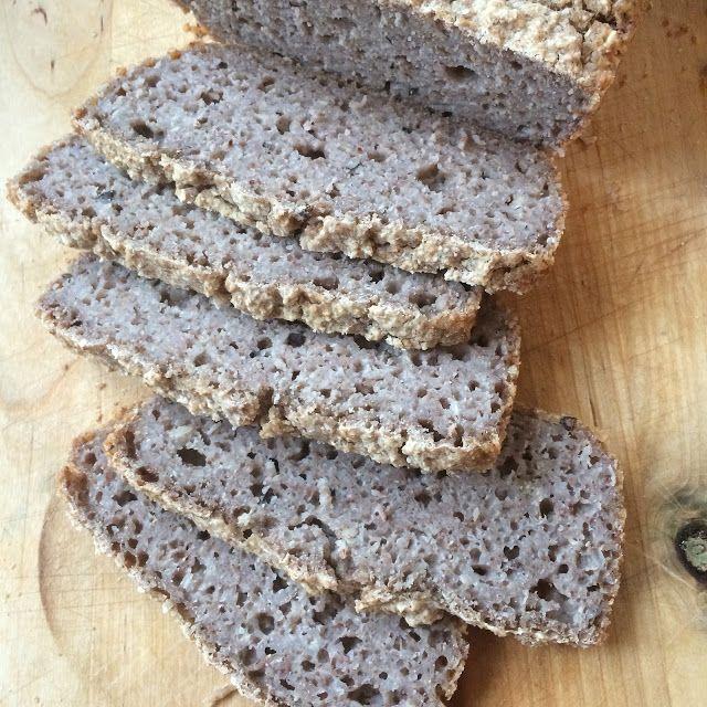 Fermentert naturlig glutenfritt brød av bokhvete med kun tre ingredienser! | Fra Jord til Bord