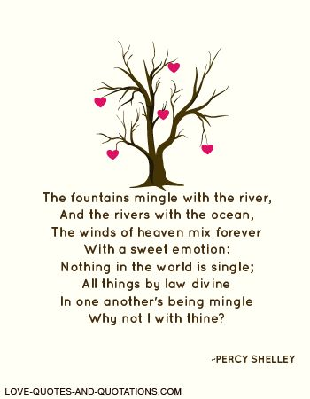 If you have favorite famous love poems to contribute, click on the Contact Us link to the right. Description from love-quotes-and-quotations.com. I searched for this on bing.com/images
