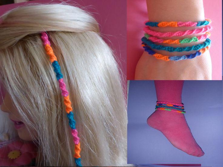 DIY Haarsträhne SCHNELL und EINFACH knüpfen, Haardesign,  Hair EXTENSIONS Tutorial