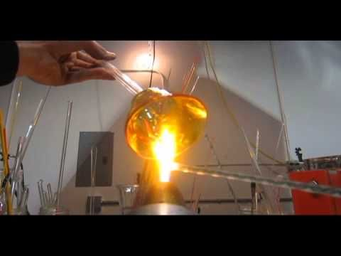 Inside Out Glass Blowing, Babylon Art Movement- How To Blow Glass:Inside Out - YouTube