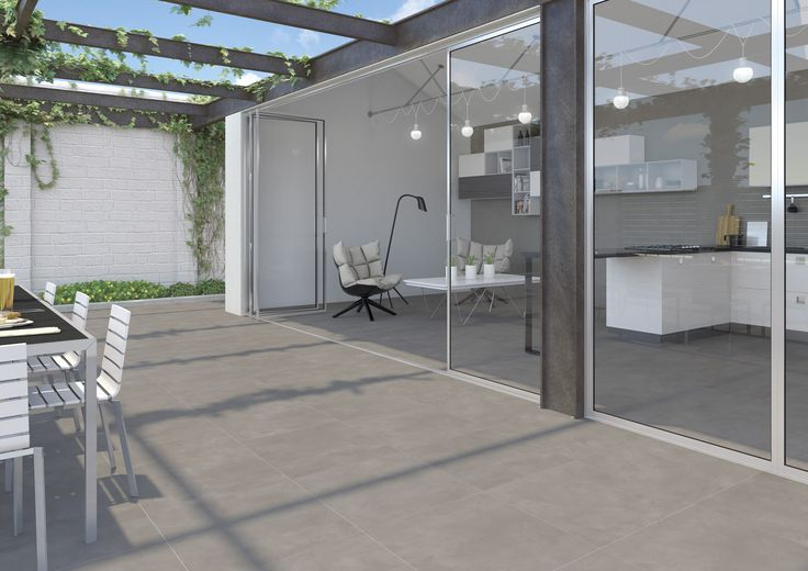 Kitchen outdoor | contemporary home | home inspiration | Arcana Tiles | Arcana Ceramica