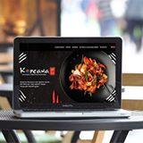 """Прониклись корейской кухней и сделали вкусный сайт доставки для ресторана """"Кореана""""   #дизайн #ресторанныймаркетинг #меню  #ресторан #петербург #design #spb #restopr #ресторанныймаркетинг #ресторанКореана #корейскаякухня"""