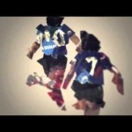 Goal del secolo di Maradona, un capolavoro che diventa arte » Football a 45 giri | Football a 45 giri
