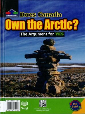 Developed in a debate format, each side presents a different perspective on the Arctic sovereignty issue relevant to Canada today. Gr.5-7