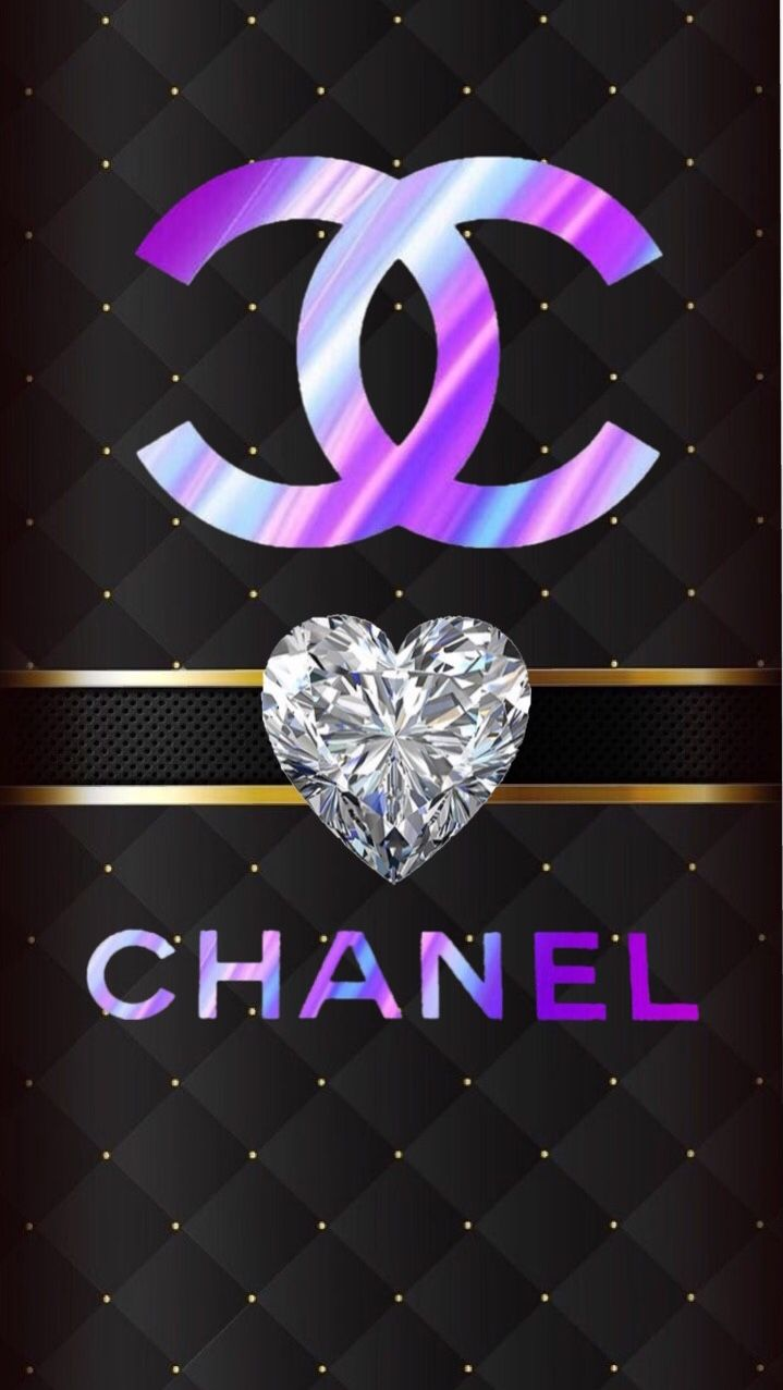 Pin by 𝑀𝒾𝒸𝒽𝑒𝓁𝓁𝑒 on ️Channel ️ Chanel wallpapers, Pink