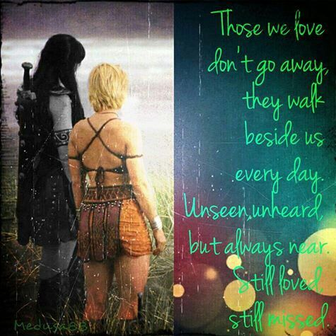 Xena Quotes About Love : ... and quotes on Pinterest Friendship, Friendship quotes and Love lucy